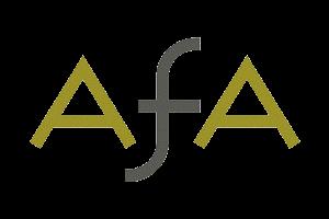 AFA logo frilagd